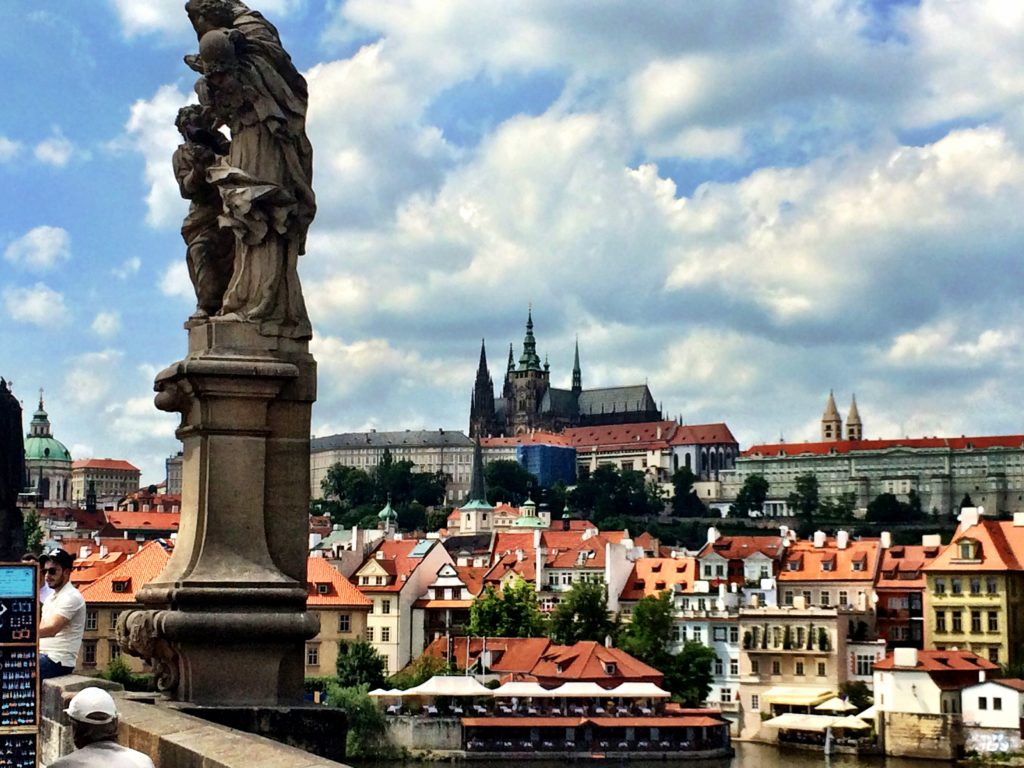Prague in Pictures, Girl Who Travels the World