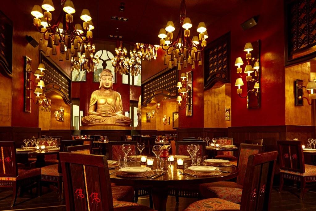 Fairy Tale Castles of Budapest, Buddha Bar Hotel