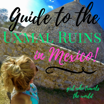 Uxmal Ruins in Mexico Guide!