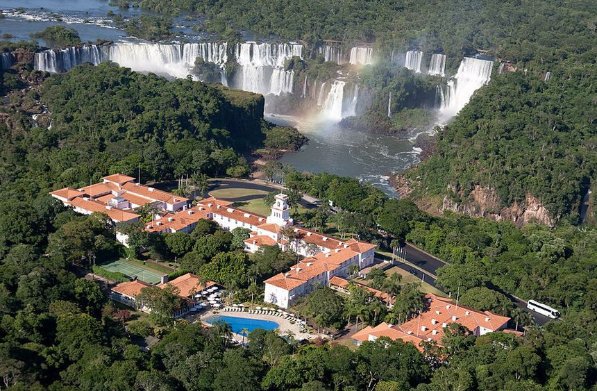 Solo Female Travel at Iguazu Falls, Girl Who Travels the World, Belmond Cataratas