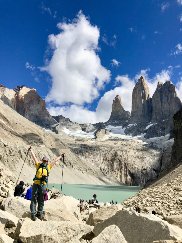 Hiking the Iconic Mirador Las Torres on a Budget, Girl Who Travels the World, Hiking in Patagonia's Torres del Paine National Park