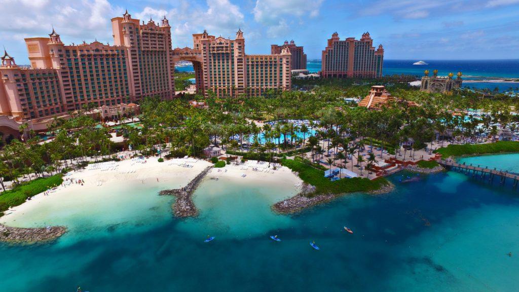 Best Hotels of Becca the Bachelorette's Season, Girl Who Travels the World, Baha Mar