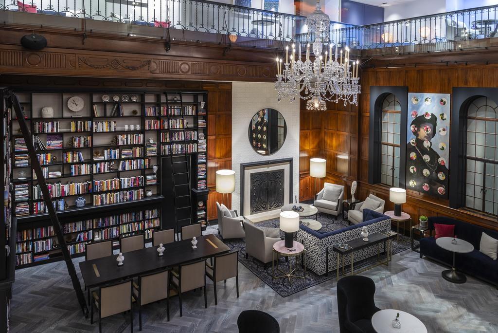 Best Pet-Friendly Hotels in Portland, Oregon, Girl Who Travels the World, Heathman Library