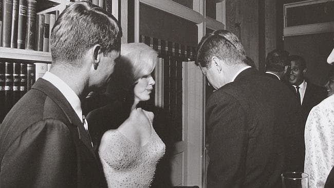 What Really Happened to Marilyn Monroe? Girl Who Travels the World, Kennedy 45th Birthday