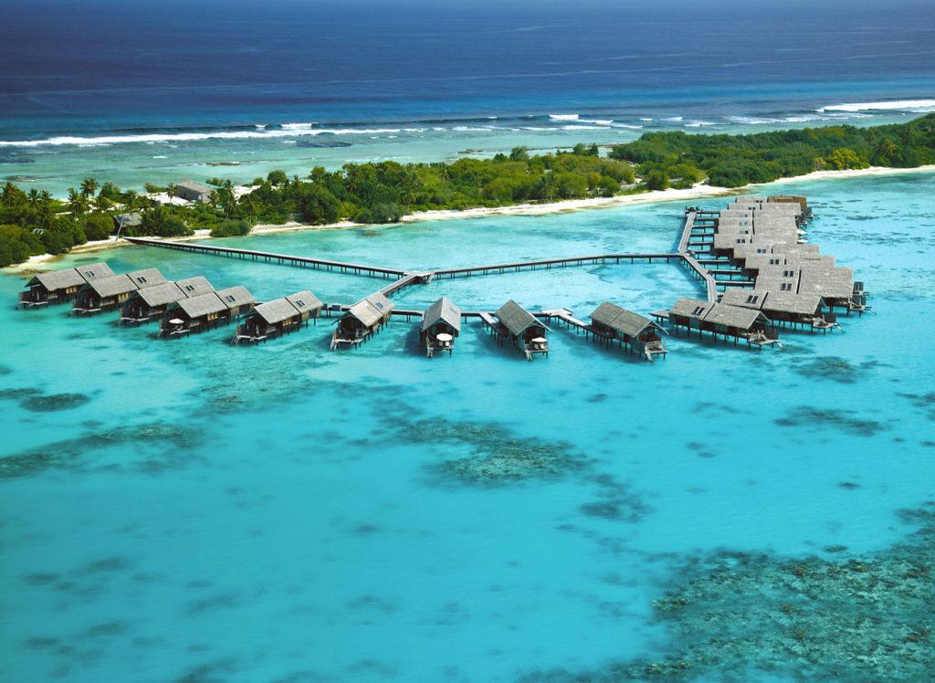 Best Hotels of Becca the Bachelorette's Season, Girl Who Travels the World, Maldives
