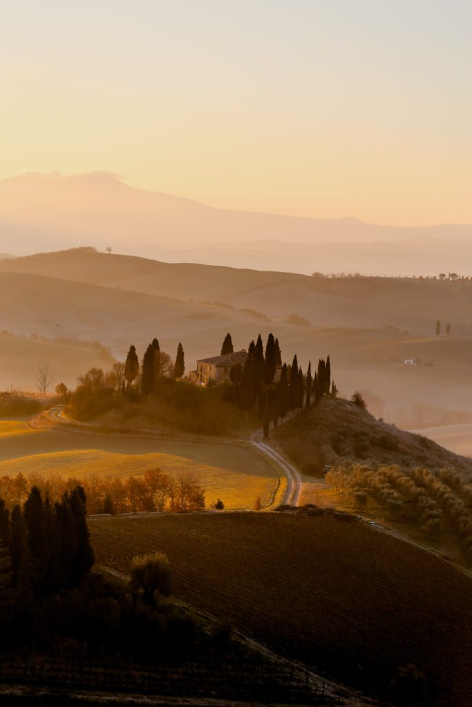 20 Photos to Inspire Your Italy Travels, Girl Who Travels the World, San Quirico d'Orcia, Italy