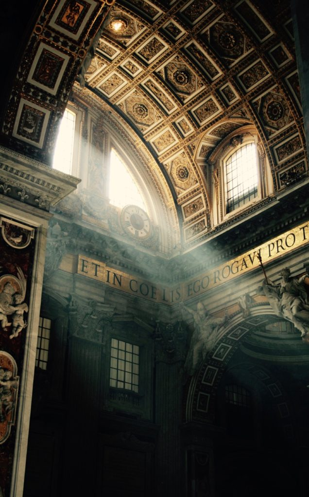 20 Photos to Inspire Your Italy Travels, Girl Who Travels the World, St. Peter's Basilica