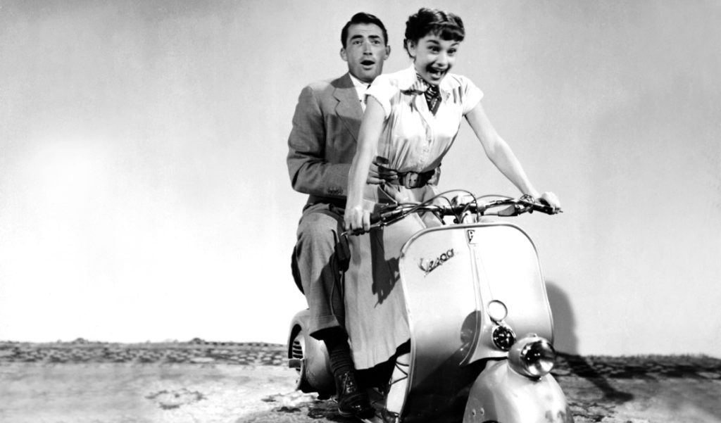 Top 15 Films to Inspire Your Italy Trip, Girl Who Travels the World, Roman-Holiday