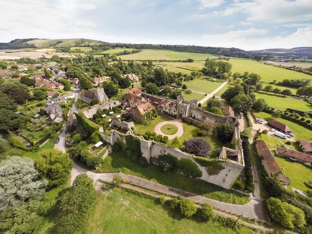 Can You Stay in Any of Bridgerton's Castles? Girl Who Travels the World, Amberley Castle