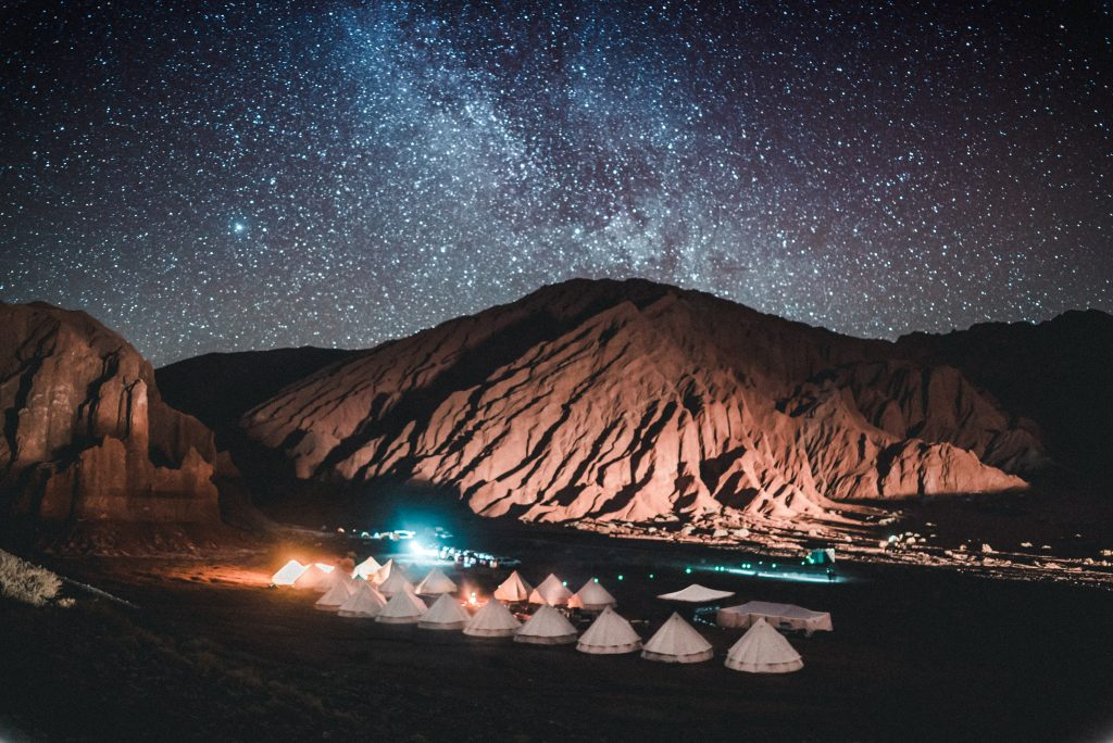 The Ultimate South America Bucket List, Girl Who Travels the World, Atacama Desert at Night