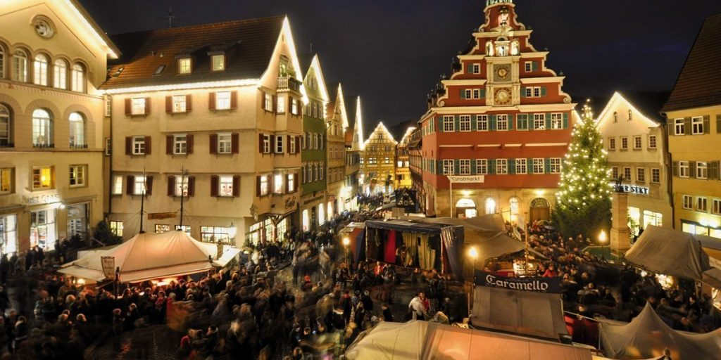 Top 3 Christmas Markets by Stuttgart, Germany, Girl Who Travels the World, Esslingen Xmas Market