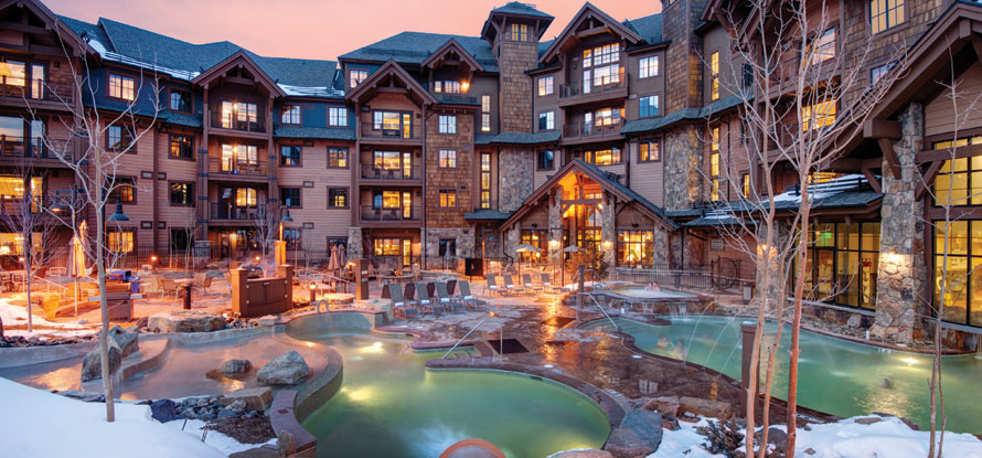 Best Ski-in Ski-Out Hotels in Breckenridge, Colorado, Grand Lodge on Peak 7