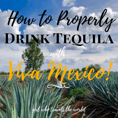 How to Properly Drink Tequila with Viva Mexico