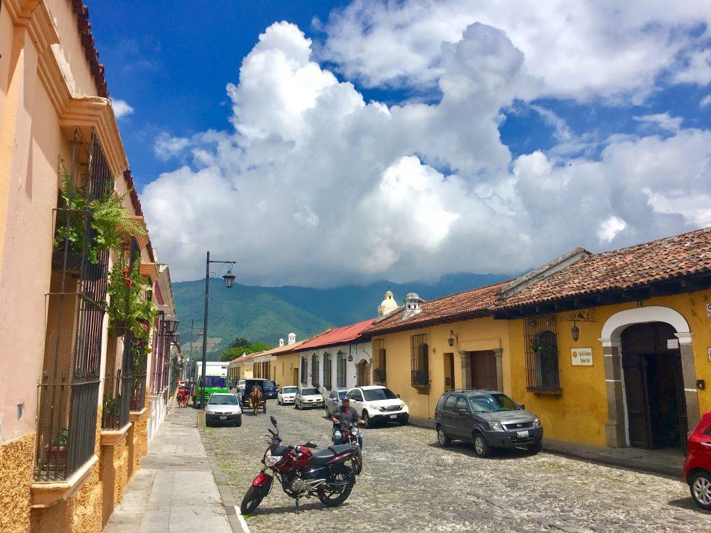 Solo Female Travel in Antigua, Guatemala, Girl Who Travels the World