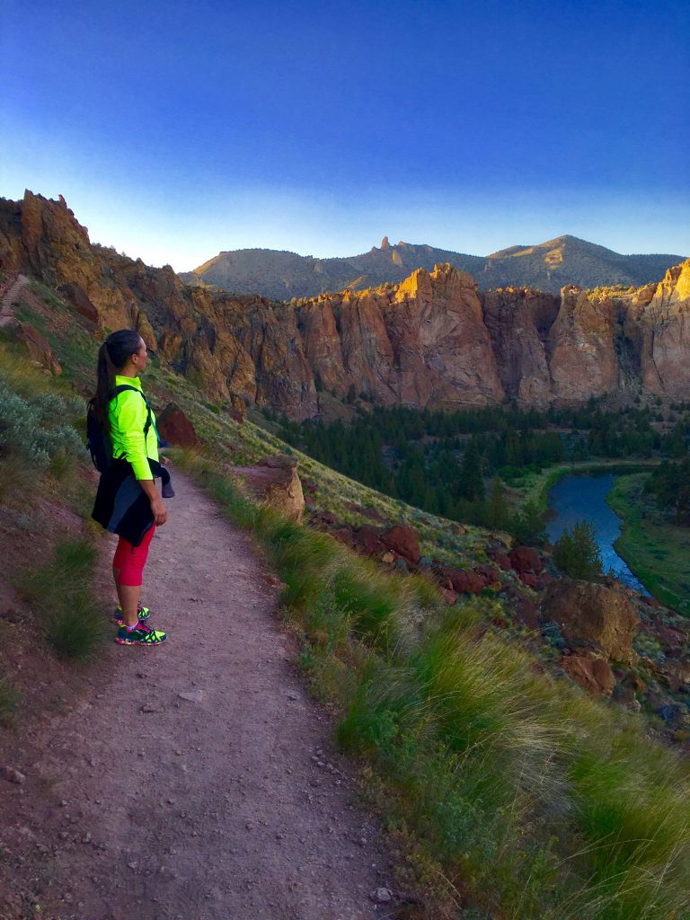 Guide to a Perfect 3-Day Weekend in Bend, Oregon, Girl Who Travels the World, Smith Rock