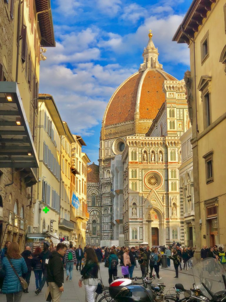 Best Hotels in Florence with Duomo Views, Girl Who Travels the World