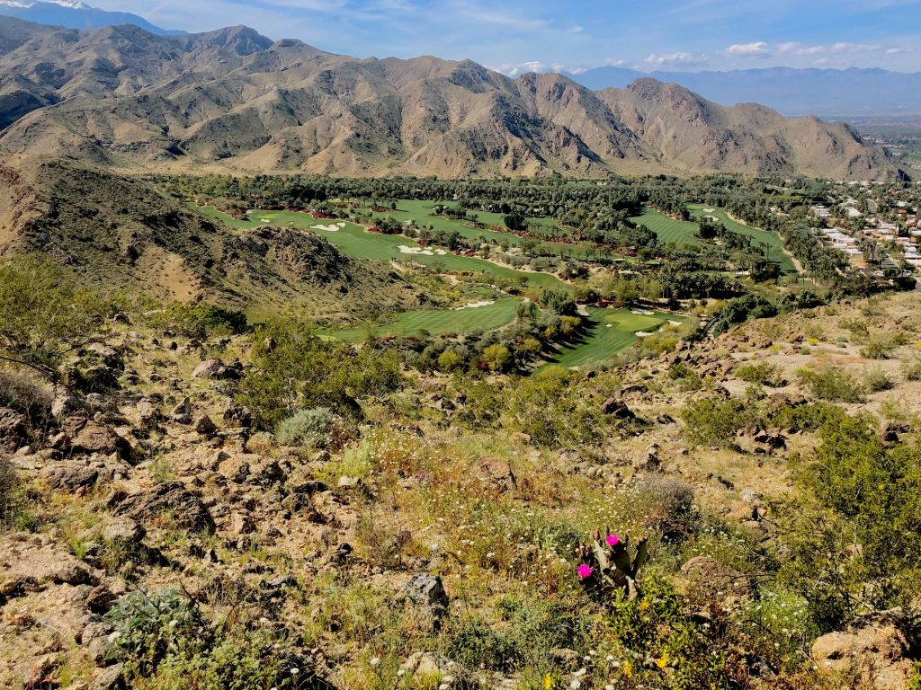 Top Five Day Hikes by Palm Springs, Girl Who Travels the World, Bump N Grind Trail