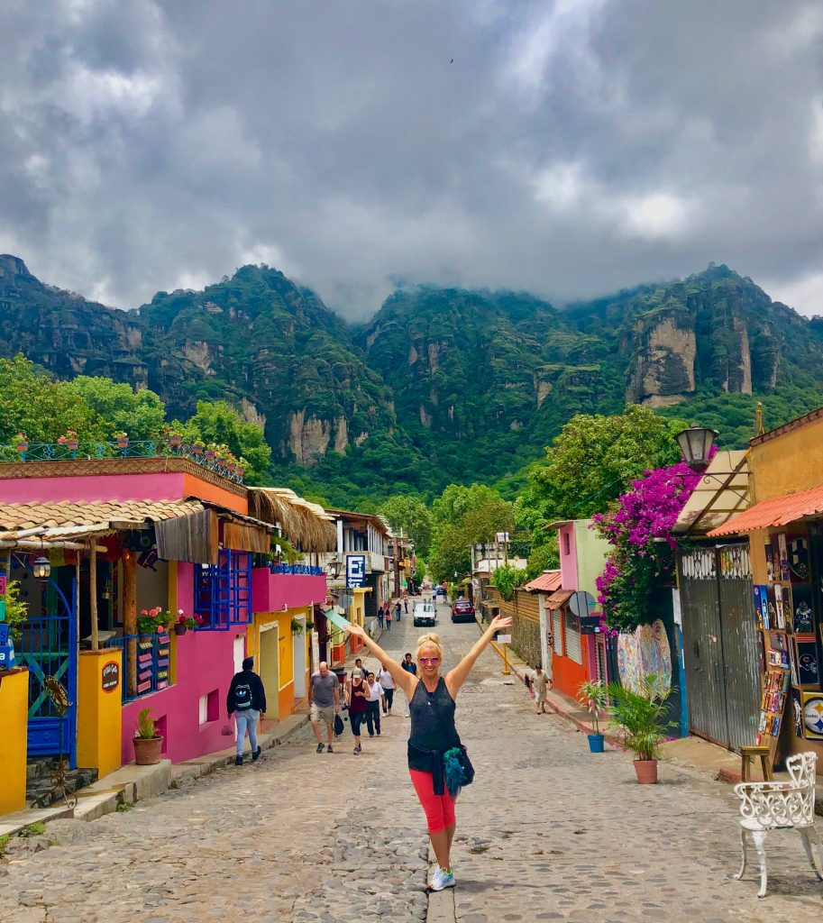How to Hike the Tepoztlan Ruins by Mexico City, Girl Who Travels the World