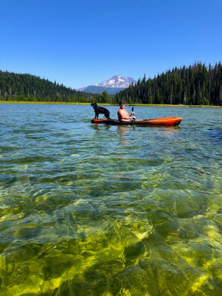 Outdoor Gear You Need this Summer, Top Five Lakes by Bend, Oregon, Girl Who Travels the World, Hosmer Lake
