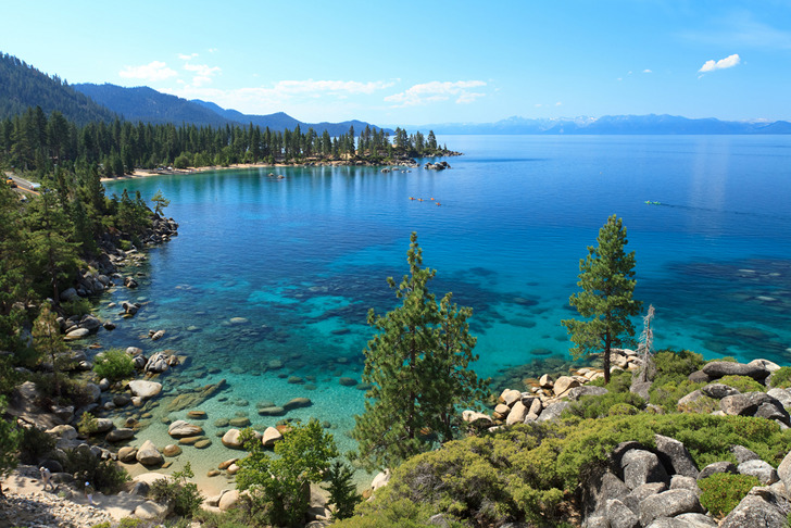 Best Lakefront Hotels in Lake Tahoe, Girl Who Travels the World