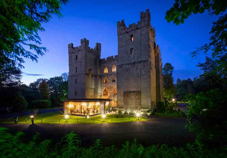Best Bridgerton-Inspired Castle Stays in England, Girl Who Travels the World, Langley Castle