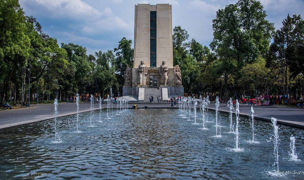 Best Parks in Mexico City, Girl Who Travels the World