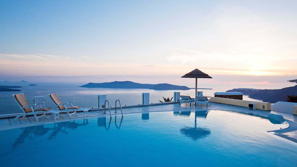 Where Did Ashley and Jared Honeymoon in Greece? Girl Who Travels the World, Princess Spa Hotel