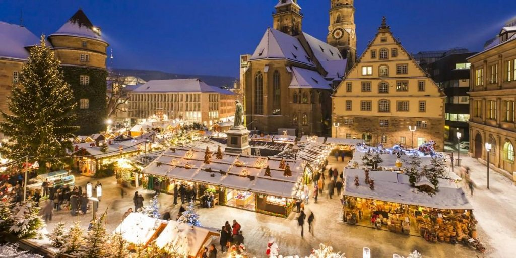 Top 3 Christmas Markets by Stuttgart, Germany, Girl Who Travels the World, Stuttgart Christmas Market