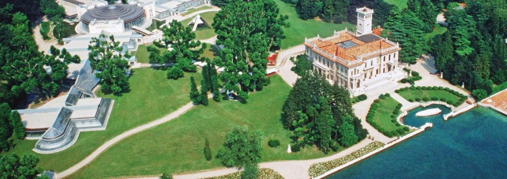 Where Was Murder Mystery Filmed? Girl Who Travels the World, Villa Erba