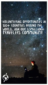 Worldpackers, Volunteer Opportunities in 120+ Countries, Girl WHo Travels the World