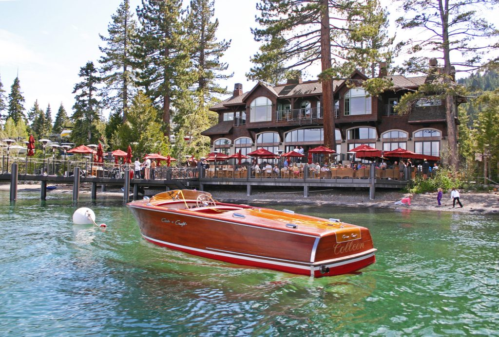 Best Lakefront Resorts in Lake Tahoe, Girl Who Travels the World, West Shore Cafe