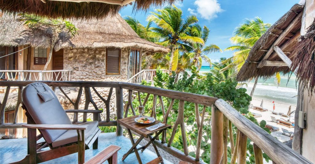 Best Beachfront Resorts in Tulum, Girl Who Travels the World, Alaya Tulum