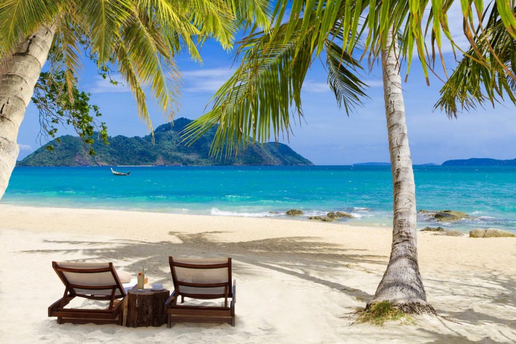 Best Warm Weather Beach Vacations for January and February, Girl Who Travels the World