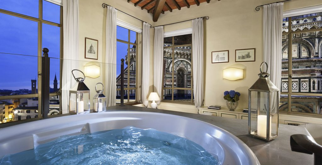 Best Hotels in Florence with Duomo Views, Girl Who Travels the World, Palazzo Niccolini