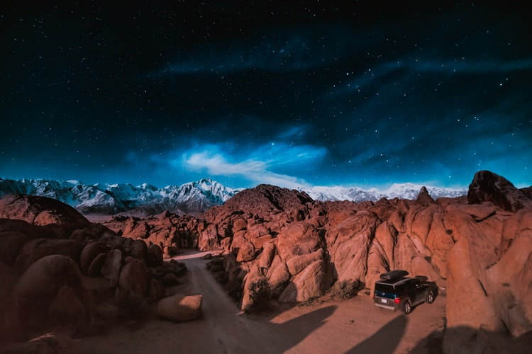 Where to Camp at the Alabama Hills, Girl Who Travels the World