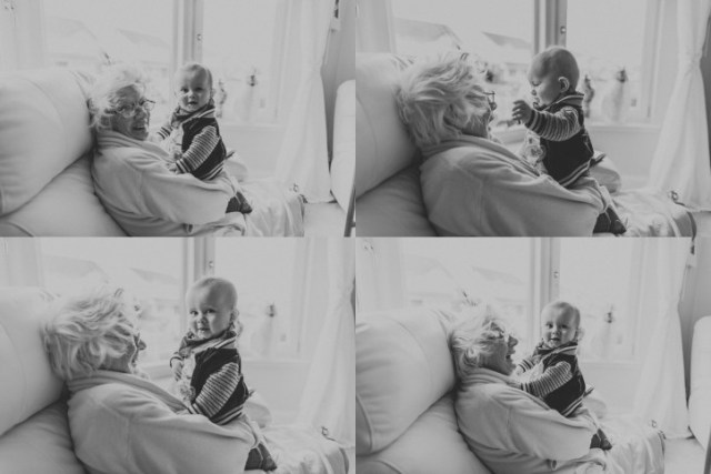Gran and Blake