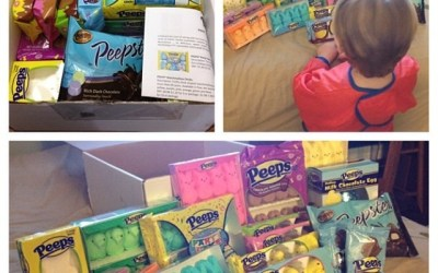 on Peeps! {yep, the candy}