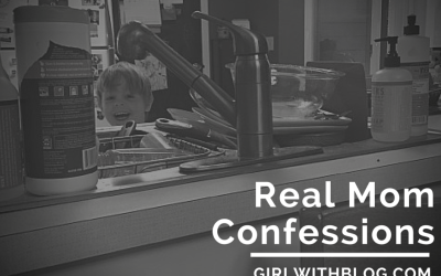 Real Mom Confessions: the link-up {week 2}
