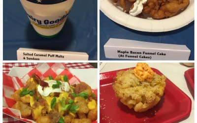 Food Fun at the Fair {how we do the Minnesota State Fair!}