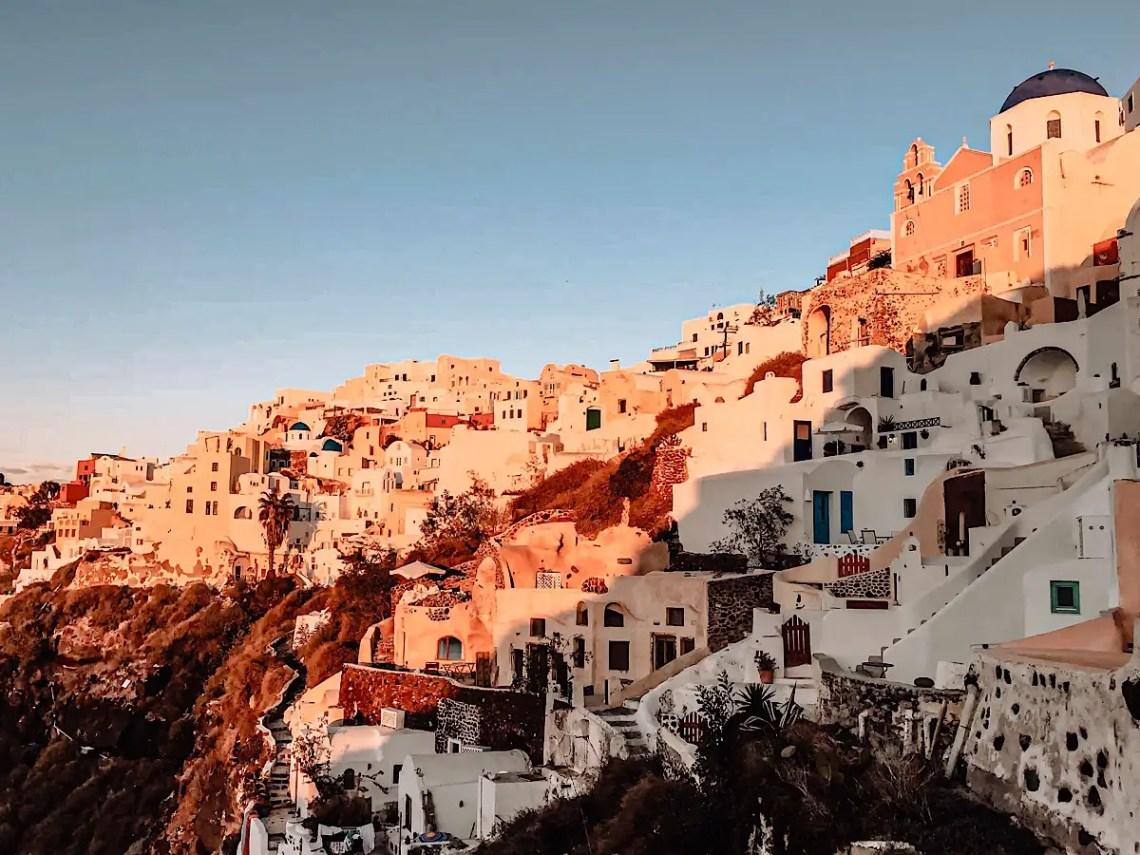 Packing List for Santorini
