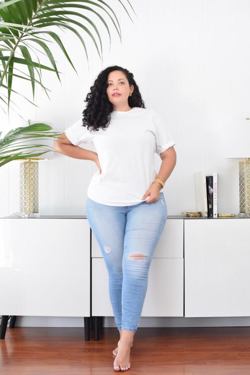 Unconditional Self-Love and Beauty at Every Size via @GirlWithCurves