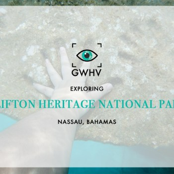 Exploring: Clifton Heritage National Park