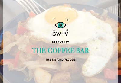 FOOD: The Coffee Bar @ The Island House