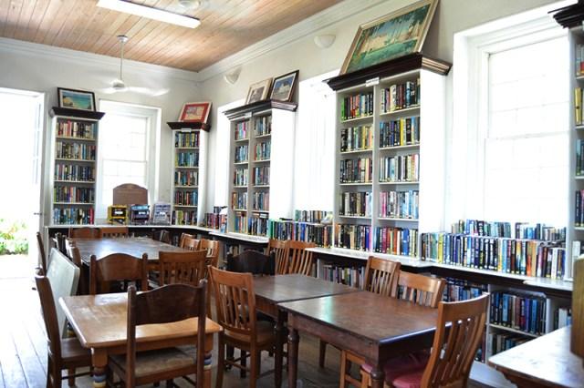Main Area - Haynes Library