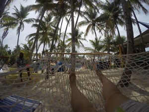 Blue Lagoon - Day Away - Hammock Area