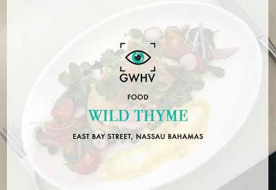 FOOD: Wild Thyme