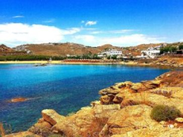 Paragas Beach is a must see on your Mykonos itinerary.