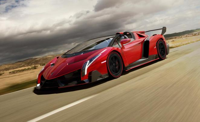 12 of the Most Desirable Supercars for 2014 - Digital Art Mix