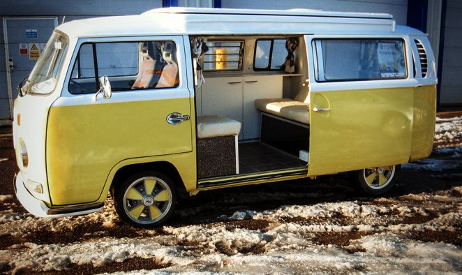 Classic Volkswagen Campervans (Type 2) - Girly Design Blog
