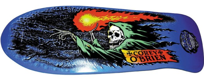 Santa Cruz Skate Art by Jim & Jimbo Phillips - Digital Art Mix